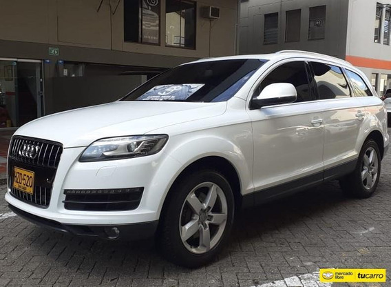 Audi Q7 Luxury Tp 3000 Td