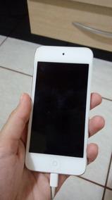 iPod Touch 5ª Geração 32gb - Prata/branco - Leia A Descrição