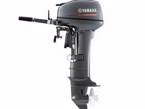 Motor Yamaha Fuera De Borda 15fmhs