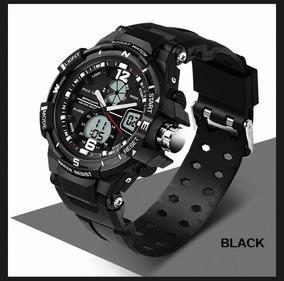 Relógio Masculino Digital De Luxo