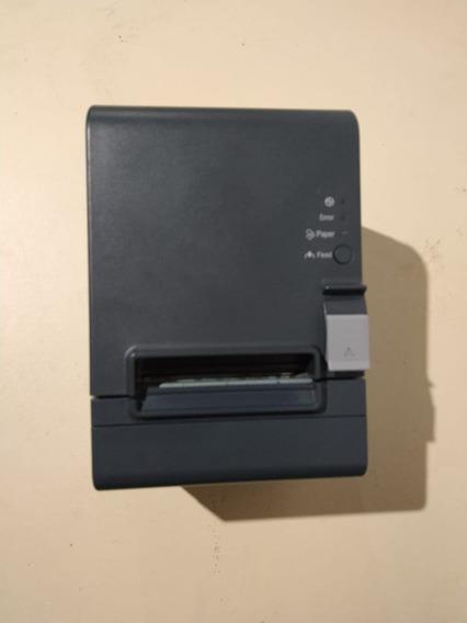 Impressora Térmica Epson T20 Ethernet / Rede