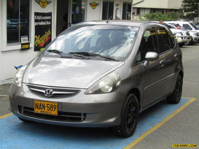 Honda Fit Mt 1400