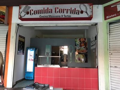 Traspaso Local Comercial Equipado Comida Corrida Y Restauran