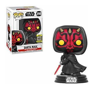 Funko Pop! Darth Maul 299 Star Wars Exclusivo