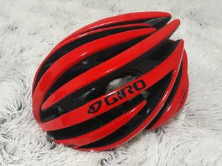Capacete Aeon Giro Vermelho