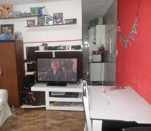Imagem 1 de 18 de Casa Para Venda, 2 Dormitórios, Vila Tiradentes - São Paulo - 23239