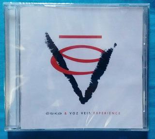 Cd Voz Veis Experience Original De Colección (edición Esp.)