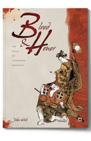 Blood & Honor: Livro Básico Rpg - Red Box - Português
