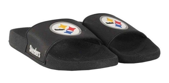 Chinelo Storm Slip On Pittsburgh Steelers Nfl