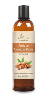 Aceite De Almendras Dulces Florium - Hidratación Y Masaje