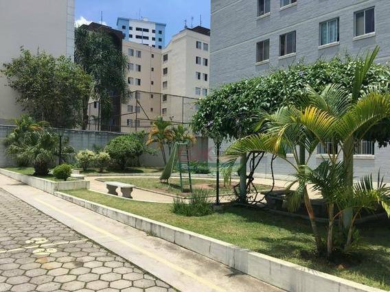 Apartamento Com 2 Dormitórios À Venda, 50 M² Por R$ 190.000 - Jardim América - São José Dos Campos/sp - Ap3639