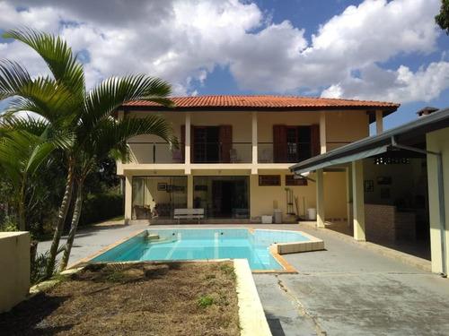 Chácara Com 6 Dormitórios À Venda, 1000 M² Por R$ 850.000,00 - Cafezal I - Itupeva/sp - Ch0202
