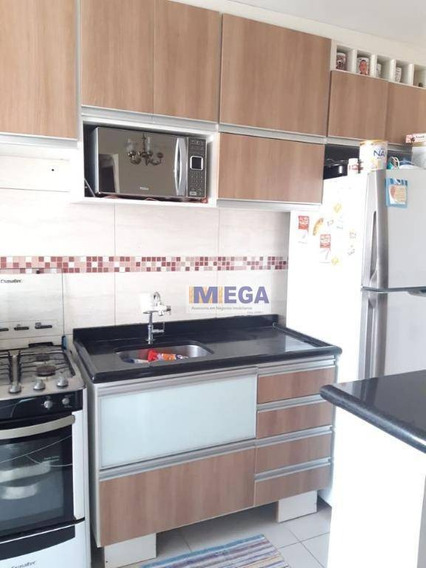 Apartamento Com 2 Dormitórios À Venda, 59 M² - Jardim Nova Europa - Campinas/sp - Ap3966