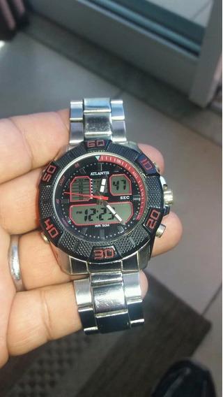 Relógio Atlantis Sports (original)
