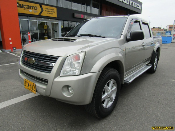 Chevrolet Luv D-max Doble Cabina