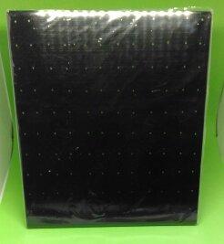 Expositor De Brinco 10 Porta Brincos 120 Furos 26,5 X 23