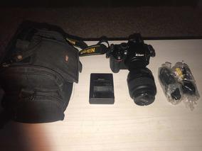 Camera Nikon D5100 Seminova