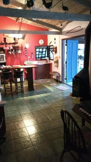 Casa Com 5 Dormitórios À Venda, 370 M² - Condomínio Verde Mar - Caraguatatuba/sp - Ca2799