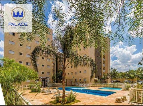 Apartamento Com 2 Dormitórios À Venda, 91 M² Por R$ 235.000,00 - Jardim São Francisco - Piracicaba/sp - Ap0969