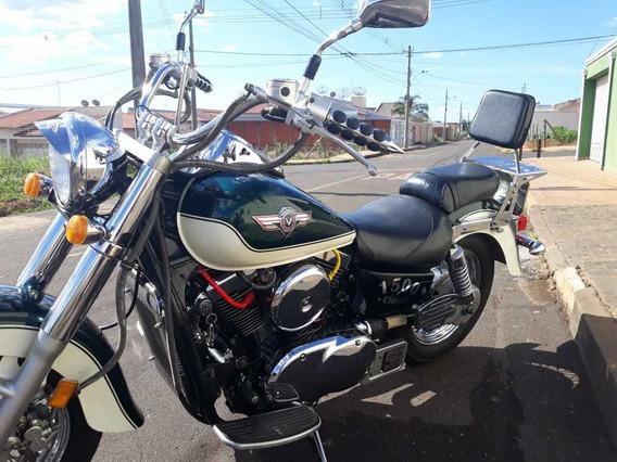 Kawasaki Vulcan 1500 Cc
