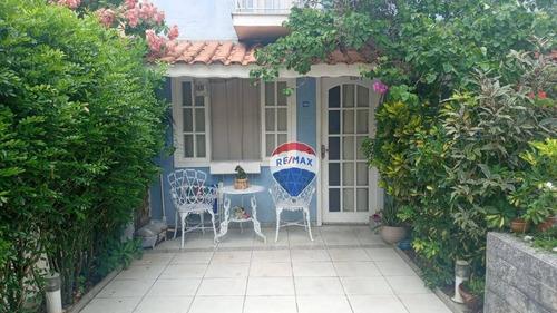 Casa Com 2 Dormitórios À Venda, 59 M² Por R$ 215.000,00 - Campo Grande - Rio De Janeiro/rj - Ca0665