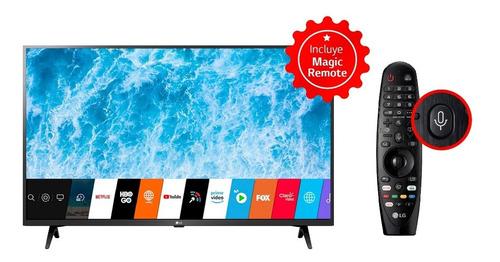 Televisor LG 50 Pulgadas Uhd 4k 50um7300 Smart Tv + Magic