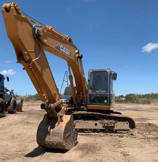 Excavadora Case Cx160b 6.500 Horas
