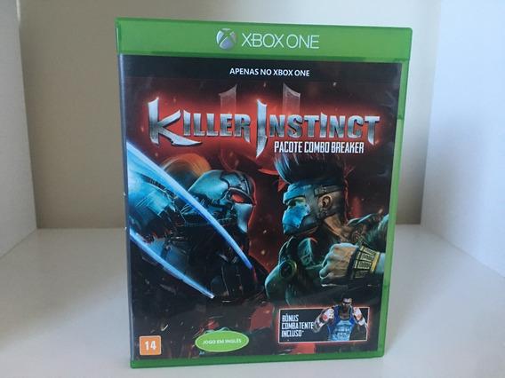 Killer Instinct - Xbox One - Mídia Física
