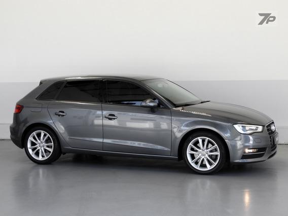 Audi A3 Sportback 1.8 Tfsi Ambition 180cv 4p Automático