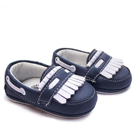 Sapato Masculino Mocassim Bebê Clacle Customizado