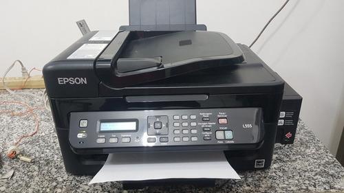 Impressora Multifuncional Epson L555 Para Retirada De Peças
