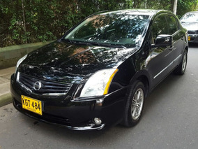 Nissan Sentra 2.0 At Full 2011