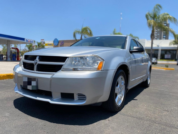 Dodge Avenger 2010 2.4 Sxt X Premium At