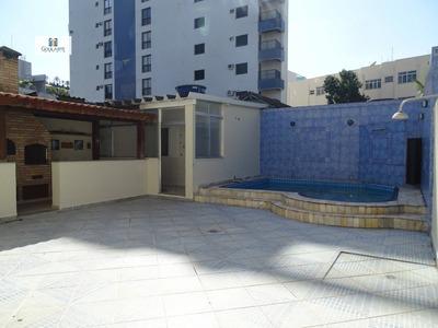 Casa A Venda No Bairro Tombo Em Guarujá - Sp. - 2308-1
