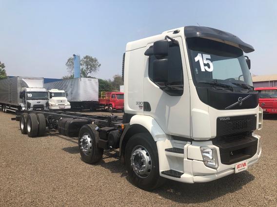 Volvo Vm 330 8x2 2014/2015 Completo - Ativa Caminhões