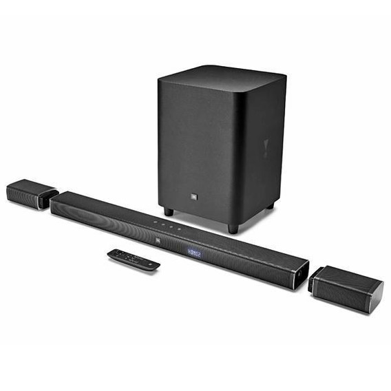 Soundbar Jbl 5.1 - Som 4k Wireless