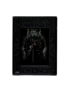 Dvd Game Of Thrones 5 Dvds Primeira Temporada Completa