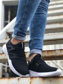 Zapatos Tenis Deportivos Reebo Hayasu Unisex Negro