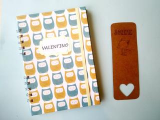 Cuadernos Pediátricos Personalizados