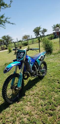 Yamaha 125. Mod 2015
