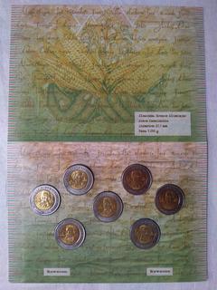7 Monedas 5 Pesos Centenario De La Revolución 2009 Nuevas