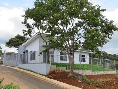 Casa Nueva Y Moderna Con Linda Vista En Atenas