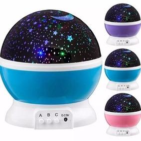 Luminária Lâmpada Projetor De Estrelas - Galaxy Promoção