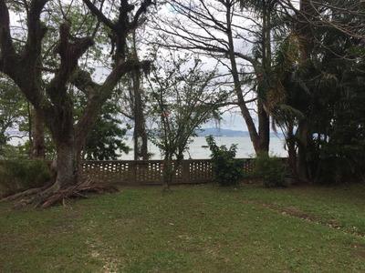 Casa Com Amplo Terreno Na Beira Do Mar - Codigo: Ca1433 - Ca1433