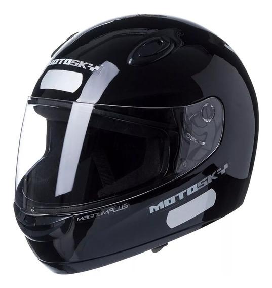 Capacete Moto Masculino/feminino 56/58/60/62 Varias Cores Mo