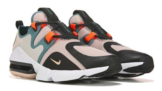Tênis Nike Air Max Infinity Bege Original + Nota Fiscal