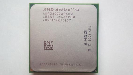 Processador Amd Athlon 64 3200 2.0ghz Soquete 754
