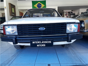 Ford Corcel Ii 1.6 Luxo 8v Gasolina 2p Manual