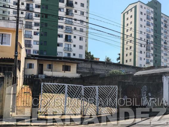 Terreno Para Alugar, 240 M² Por R$ 1.500,00/mês - Macedo - Guarulhos/sp - Te0005