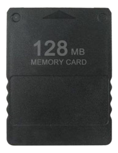 Tarjeta Memoria Play 2 Ps2 Hc2-10080 128 Mb Titan Belgrano
